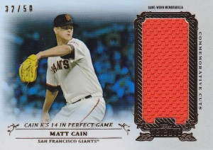 2013 Topps Tribute Relic